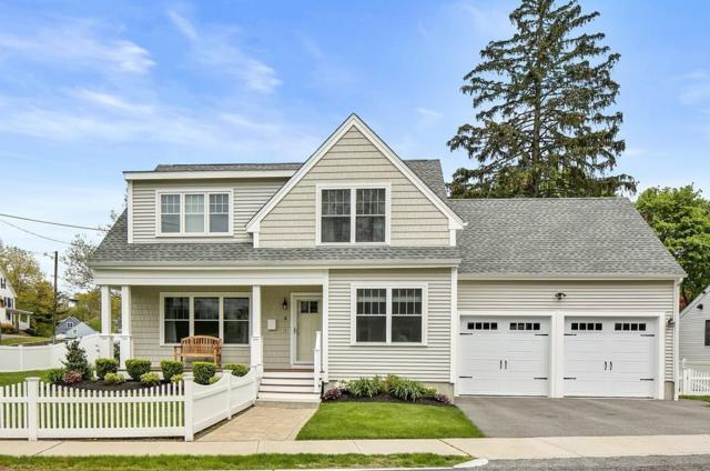 4 Wilson Rd, Stoneham, MA 02180 (MLS #72502223) :: EdVantage Home Group