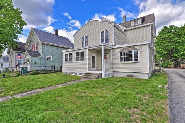 100 Broad St, North Attleboro, MA 02760 (MLS #72502224) :: Anytime Realty