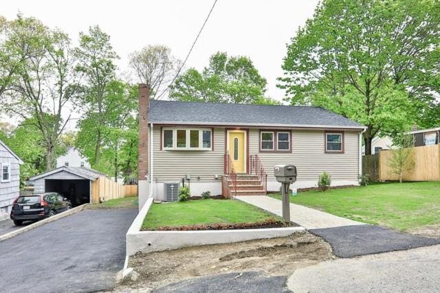 21 Clisby Ave, Dedham, MA 02026 (MLS #72502243) :: Trust Realty One