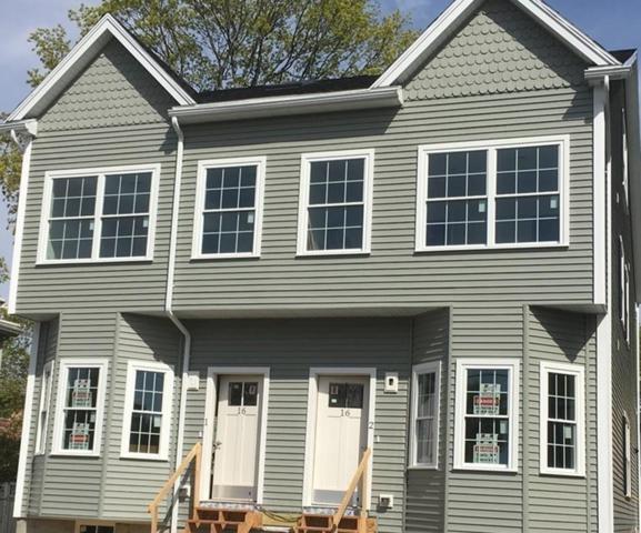16 Walnut Street #1, Medford, MA 02155 (MLS #72502336) :: EdVantage Home Group