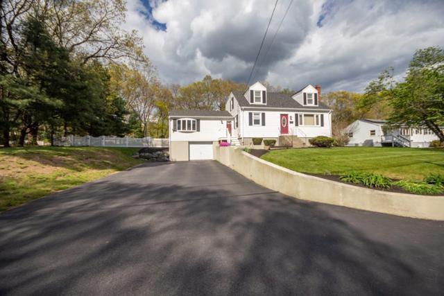 14 Richard, Foxboro, MA 02035 (MLS #72502348) :: Primary National Residential Brokerage