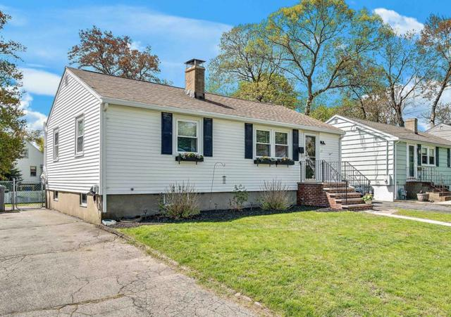 25 Tarbox Street, Dedham, MA 02026 (MLS #72502354) :: The Muncey Group