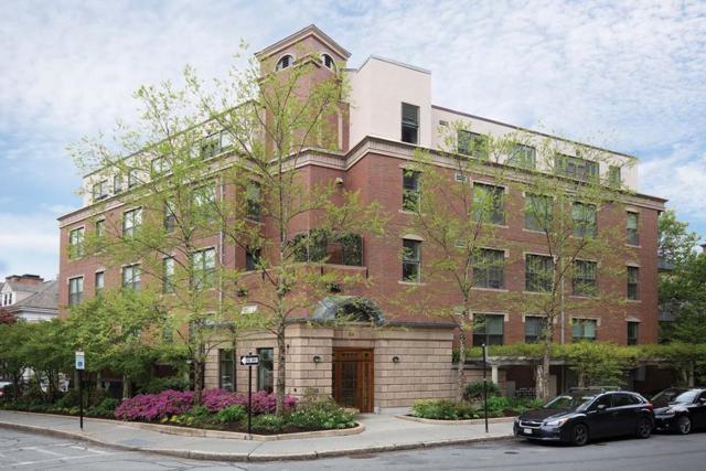 64 Sewall Avenue Phb, Brookline, MA 02446 (MLS #72502380) :: Apple Country Team of Keller Williams Realty