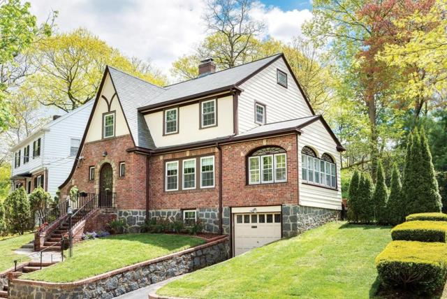 45 Clearwater Rd, Brookline, MA 02467 (MLS #72502404) :: The Muncey Group