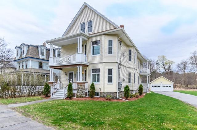 79 Chestnut #1, Andover, MA 01810 (MLS #72502480) :: Apple Country Team of Keller Williams Realty
