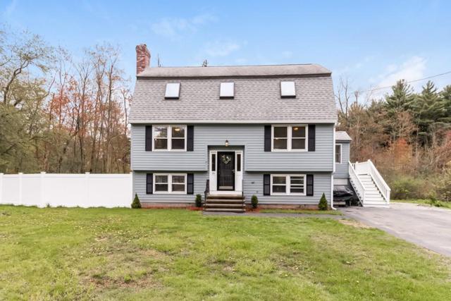 36 Newton Avenue, Tewksbury, MA 01876 (MLS #72502547) :: EdVantage Home Group