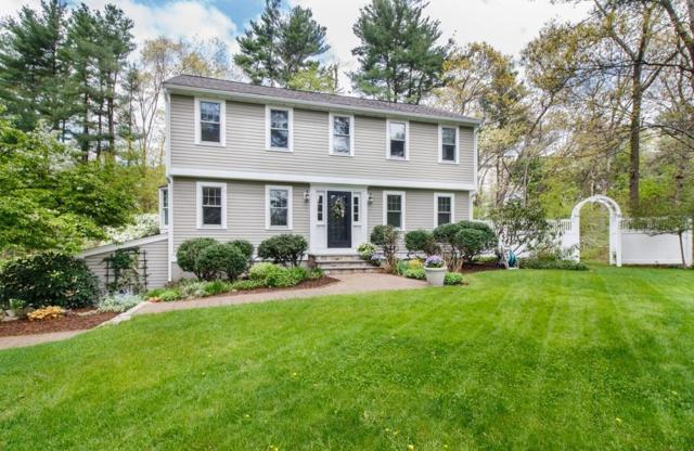 126 Hall Dr, Norwell, MA 02061 (MLS #72502570) :: Apple Country Team of Keller Williams Realty