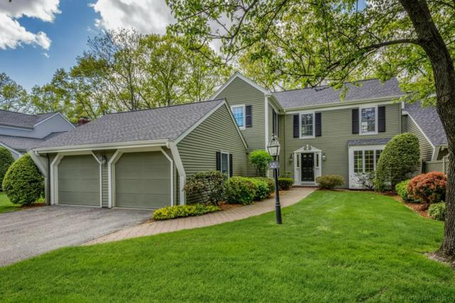 16 South Meadow Ridge #16, Concord, MA 01742 (MLS #72502597) :: Apple Country Team of Keller Williams Realty