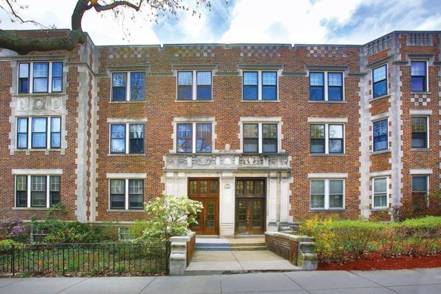 1519 Beacon St #3, Brookline, MA 02446 (MLS #72502661) :: The Muncey Group