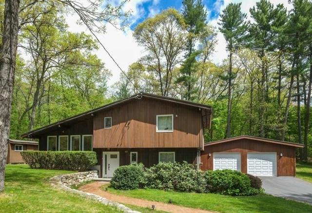 47 Country Corners Rd, Wayland, MA 01778 (MLS #72502662) :: Apple Country Team of Keller Williams Realty