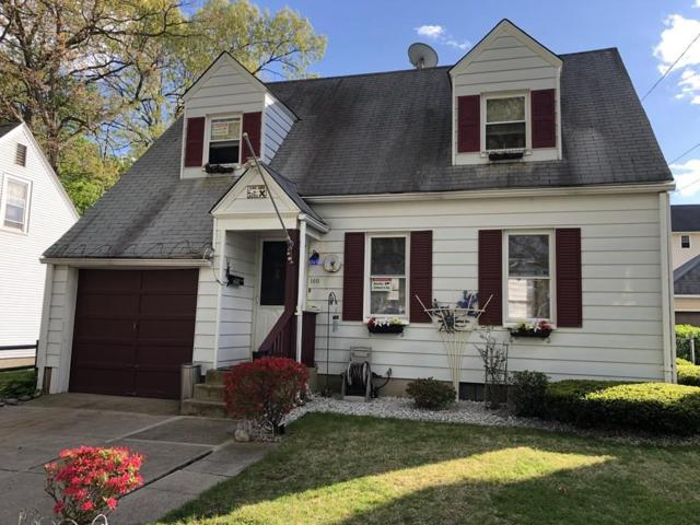160 Groveland St, Springfield, MA 01108 (MLS #72502698) :: Apple Country Team of Keller Williams Realty