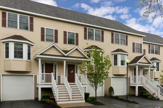 101 Hopkins St #6, Wakefield, MA 01880 (MLS #72502724) :: EdVantage Home Group