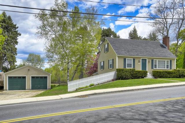 10 Main Street, Hollis, NH 03049 (MLS #72502726) :: Parrott Realty Group