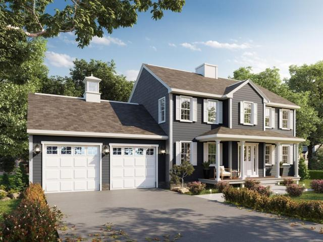Lot 8 Captain Jones Way, Kingston, MA 02364 (MLS #72502798) :: The Russell Realty Group