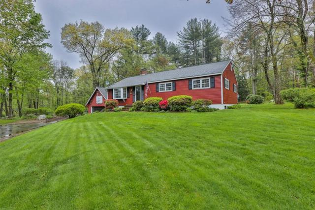 83 West Acton Road, Stow, MA 01775 (MLS #72502846) :: Apple Country Team of Keller Williams Realty