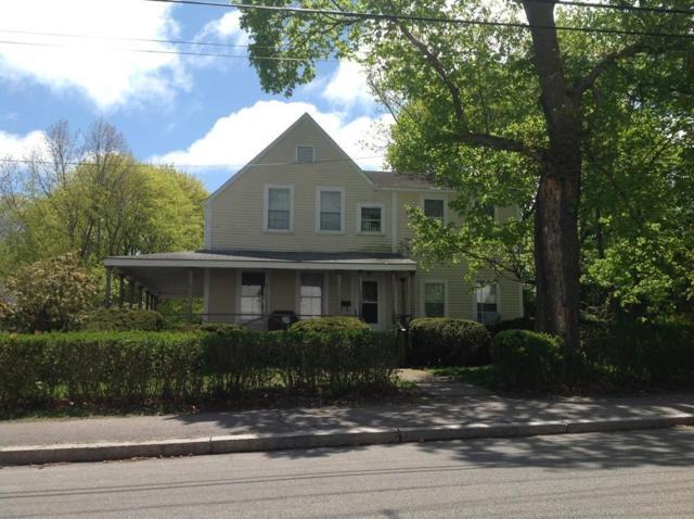 5 Pleasant Street, Hingham, MA 02043 (MLS #72502859) :: Trust Realty One