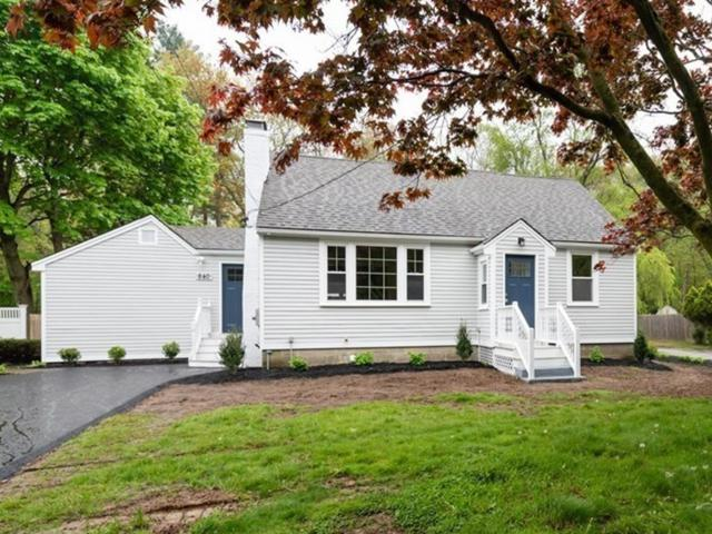 840 Webster St, Hanover, MA 02339 (MLS #72502968) :: Keller Williams Realty Showcase Properties