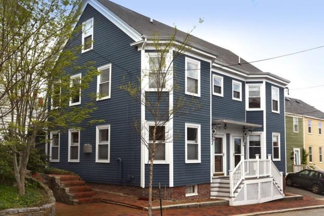 6 Boardman Street #1, Newburyport, MA 01913 (MLS #72502975) :: Apple Country Team of Keller Williams Realty