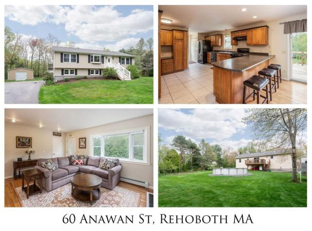60 Anawan St., Rehoboth, MA 02769 (MLS #72503017) :: Trust Realty One