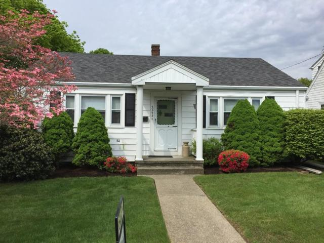 2543 Acushnet Ave, New Bedford, MA 02745 (MLS #72503024) :: Trust Realty One