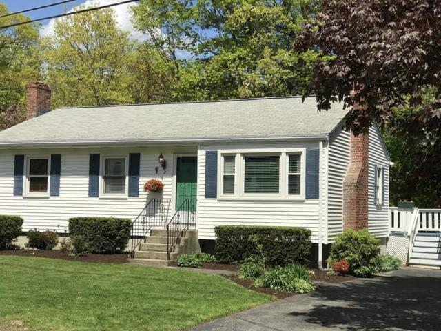 2 Lee Lane, Medway, MA 02053 (MLS #72503060) :: Exit Realty