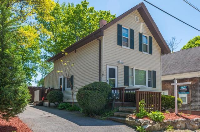 12 Albert Ave, Brockton, MA 02302 (MLS #72503073) :: Welchman Real Estate Group | Keller Williams Luxury International Division