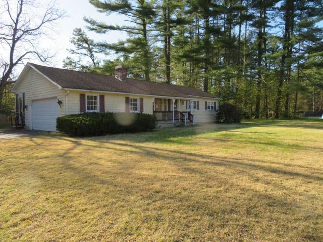 1 Ash St, Townsend, MA 01469 (MLS #72503089) :: Trust Realty One