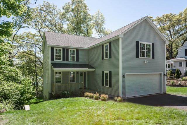 133 Warren Rd, Framingham, MA 01702 (MLS #72503124) :: Trust Realty One