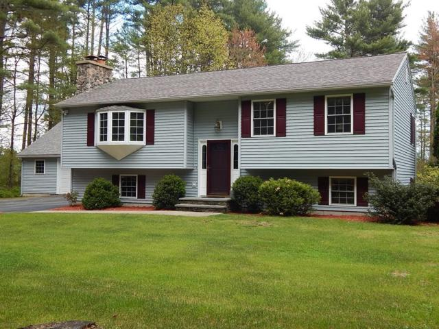 27 Blackinton Road, New Salem, MA 01355 (MLS #72503158) :: The Muncey Group