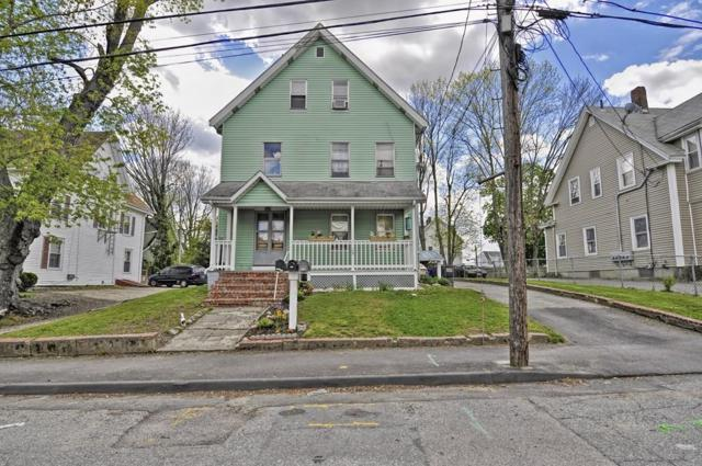 10 Granite Street, Taunton, MA 02780 (MLS #72503185) :: Parrott Realty Group