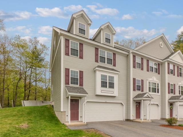 26 Bradley Dr A, Groton, MA 01450 (MLS #72503257) :: Exit Realty
