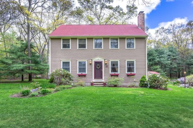 34 Holmes St, Rehoboth, MA 02769 (MLS #72503374) :: Anytime Realty