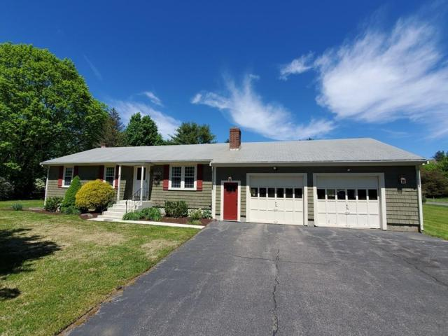 900 East St, Mansfield, MA 02048 (MLS #72503697) :: Primary National Residential Brokerage