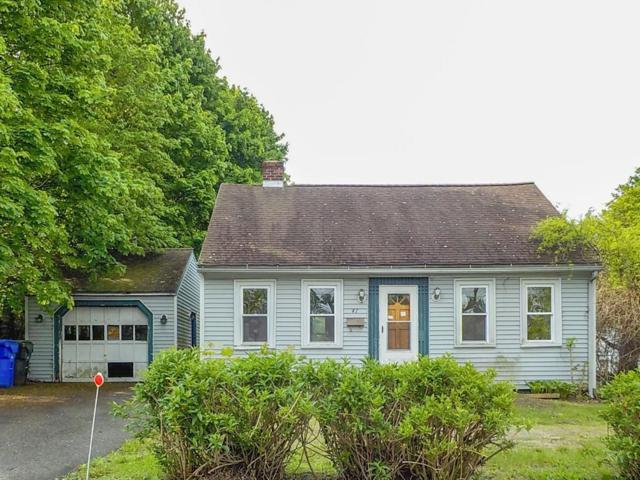 41 Cowesett Ave, West Warwick, RI 02893 (MLS #72503723) :: Apple Country Team of Keller Williams Realty