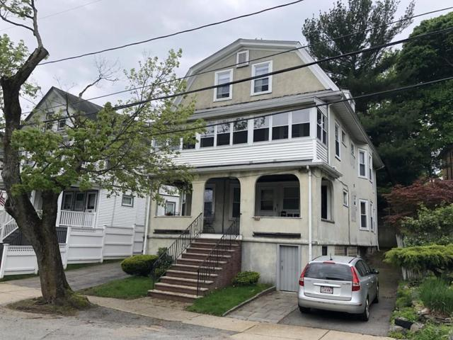 102 Winsor Ave, Watertown, MA 02472 (MLS #72503773) :: The Muncey Group
