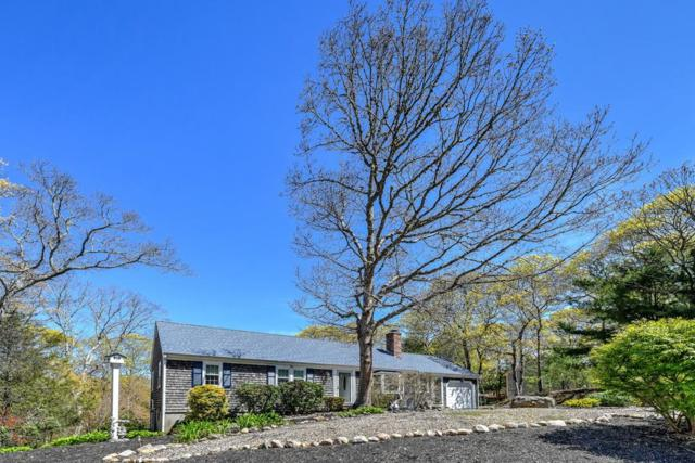 40 Three Ponds Dr, Barnstable, MA 02632 (MLS #72503786) :: The Muncey Group