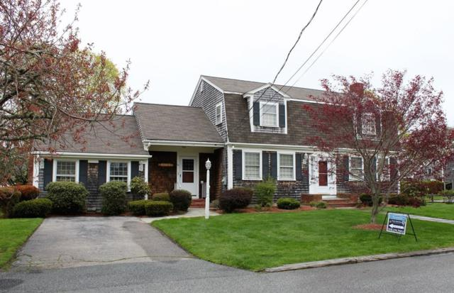 120 Mariners Lane, Falmouth, MA 02540 (MLS #72503808) :: The Muncey Group