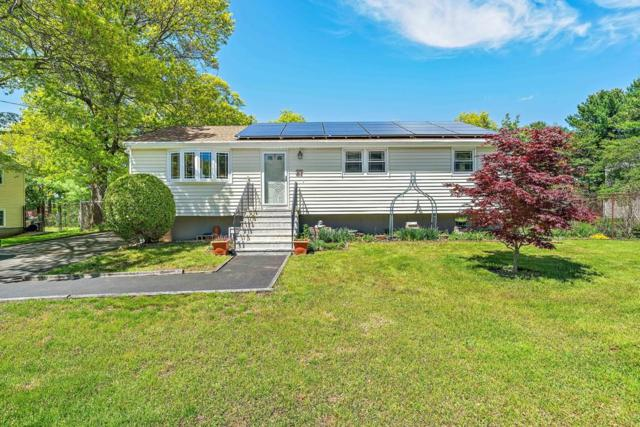 27 Anderson Drive, Randolph, MA 02368 (MLS #72503820) :: Kinlin Grover Real Estate