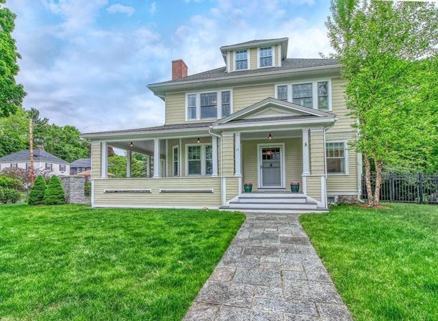 15 Foxcroft Rd, Winchester, MA 01890 (MLS #72503840) :: Trust Realty One