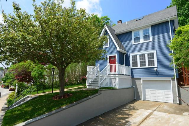 443 Poplar, Boston, MA 02131 (MLS #72503870) :: The Muncey Group