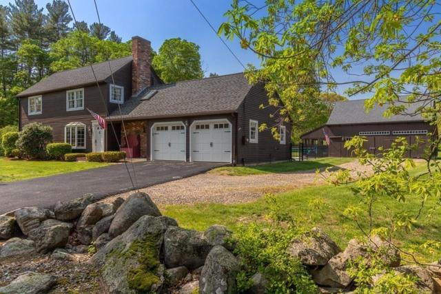 3 Gilmore Road, Southborough, MA 01772 (MLS #72503890) :: The Muncey Group