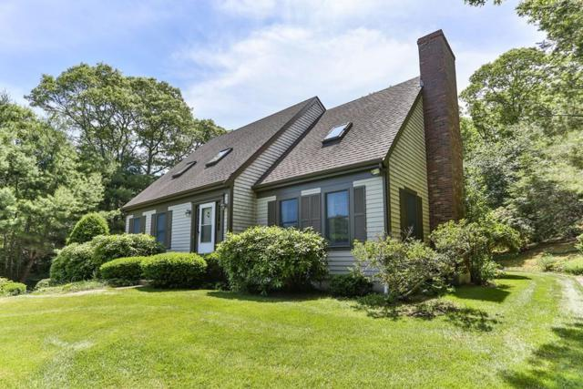 32 Christopher Hollow Rd, Sandwich, MA 02563 (MLS #72503911) :: The Muncey Group