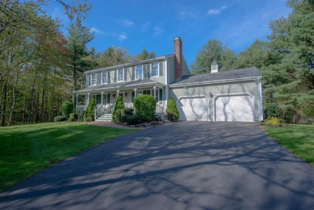 30 Nichols St., Rehoboth, MA 02769 (MLS #72503916) :: The Muncey Group