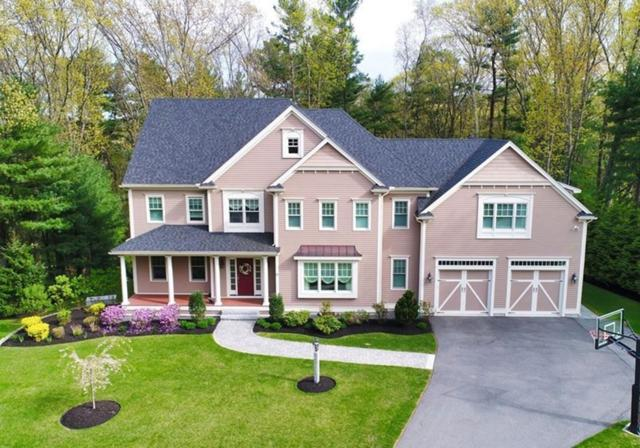 29 Woodcliffe Rd, Lexington, MA 02421 (MLS #72503920) :: Kinlin Grover Real Estate