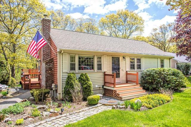 62 Jan Marie Dr, Plymouth, MA 02360 (MLS #72503923) :: Kinlin Grover Real Estate
