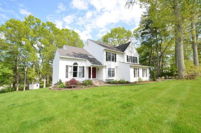 45 Dover Circle, Franklin, MA 02038 (MLS #72503936) :: Kinlin Grover Real Estate
