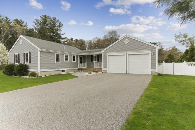 5 Bachant Way, Wareham, MA 02571 (MLS #72503944) :: Kinlin Grover Real Estate