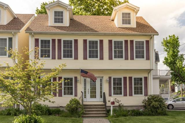 13 Hart St A, Wakefield, MA 01880 (MLS #72503953) :: Apple Country Team of Keller Williams Realty
