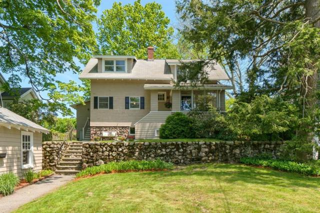91 Lincoln St, Melrose, MA 02176 (MLS #72503966) :: Anytime Realty
