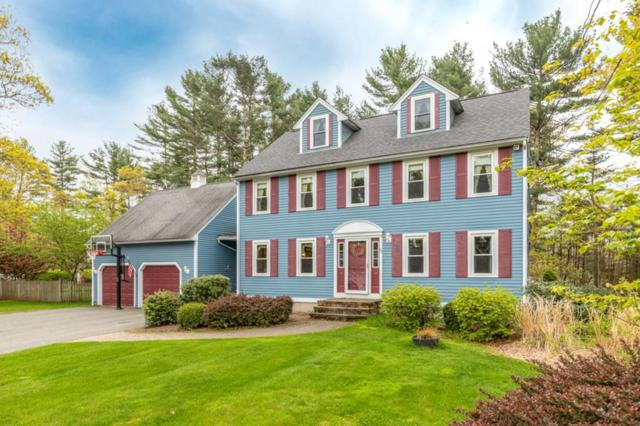 80 Wintergreen Ln, Taunton, MA 02780 (MLS #72503975) :: Kinlin Grover Real Estate
